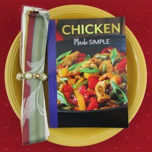 Chicken Made Simple Recipe Cookbook